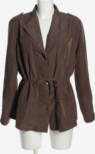 Fräulein Stachelbeere Blusenjacke in M in braun, Produktansicht