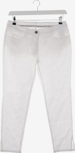 Ermanno Scervino Hose in XL in weiß, Produktansicht