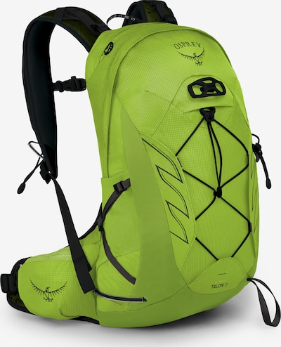 Osprey Sportrucksack 'Talon 11' in neongrün, Produktansicht