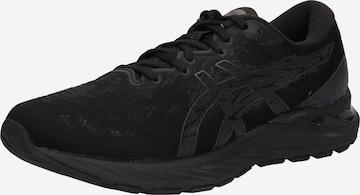 melns ASICS Skriešanas apavi 'GEL-CUMULUS 23'
