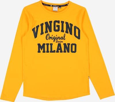 VINGINO T-Shirt en bleu nuit / jaune d'or, Vue avec produit