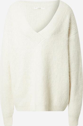 Guido Maria Kretschmer Collection Pullover 'Farina' in creme, Produktansicht