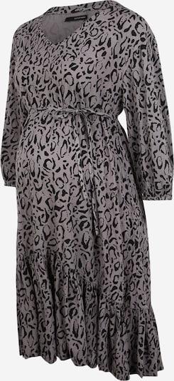 Supermom Umstandskleid 'Leopard' in grau / schwarz, Produktansicht