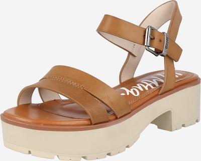 MTNG Sandale 'CURIE' in karamell, Produktansicht