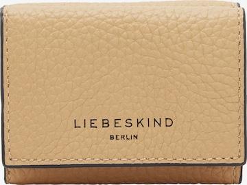 Liebeskind Berlin Geldbörse 'Bea' in Beige