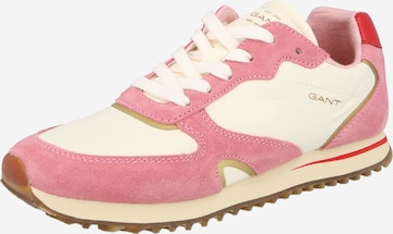 Sneaker low 'Beja' de la GANT pe roz
