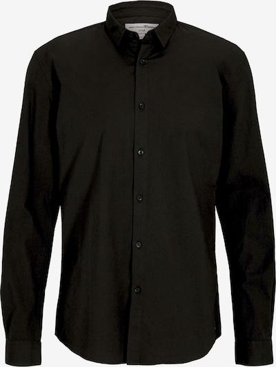 TOM TAILOR DENIM Hemd in schwarz, Produktansicht