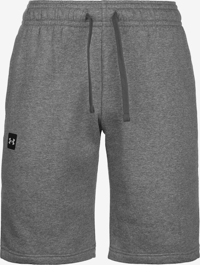 UNDER ARMOUR Trainingsshorts 'Rival' in grau, Produktansicht