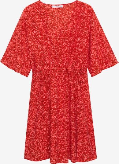 MANGO Summer Dress 'RAINBOW' in Red / White, Item view