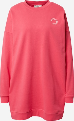 Moves Sweatshirt in Pink