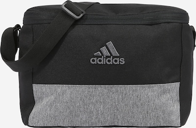 adidas Golf Sac de sport en gris chiné / noir, Vue avec produit