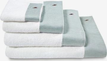 Ralph Lauren Home Towel 'OXFORD' in Green
