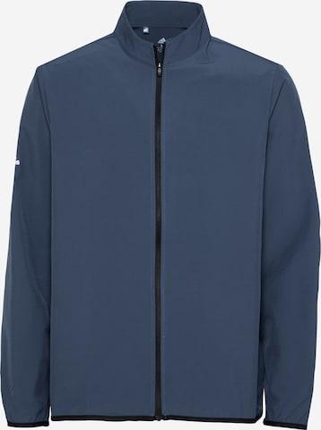 Veste de sport adidas Golf en bleu