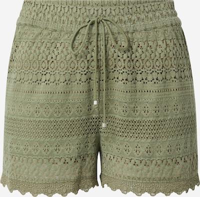VERO MODA Shorts in hellgrün, Produktansicht