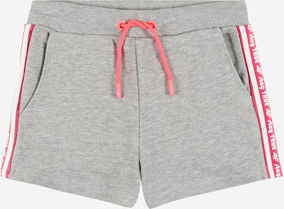 4F Workout Pants in Light grey / Red, Item view