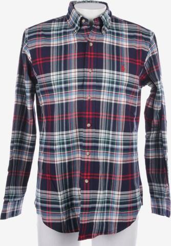 Polo Ralph Lauren Freizeithemd / Shirt / Polohemd langarm in M in Mischfarben