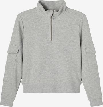 Sweat-shirt 'Duci' LMTD en gris