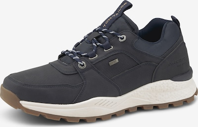 TOM TAILOR Sneakers laag in de kleur Blauw, Productweergave