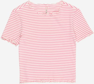 KIDS ONLY T-Shirt 'GILA' en rose clair / blanc, Vue avec produit