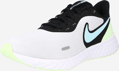NIKE Loopschoen 'Nike Revolution 5' in de kleur Gemengde kleuren / Wit, Productweergave