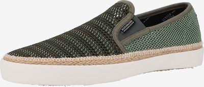 SCOTCH & SODA Slip on boty 'Izomi' - khaki / tmavě zelená, Produkt