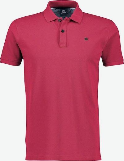 LERROS Poloshirt in melone / schwarz, Produktansicht