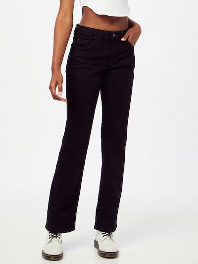 ESPRIT Jeans in black denim, Modelansicht