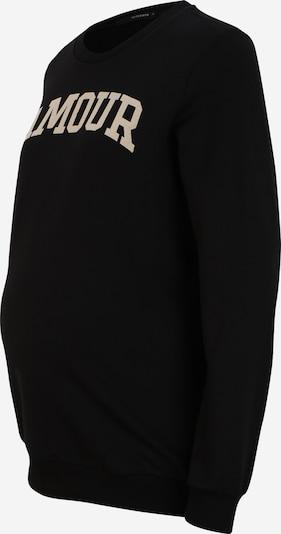 Supermom Sweatshirt in schwarz / weiß, Produktansicht