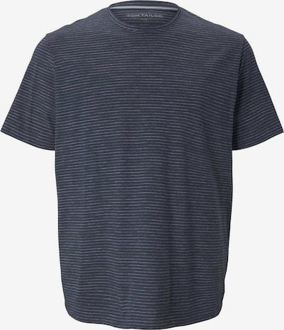 TOM TAILOR Men + Shirt in blau, Produktansicht