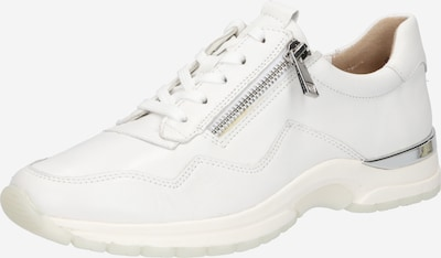 CAPRICE Sneakers low in Grey / White, Item view