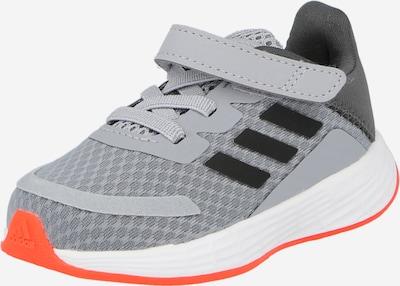 ADIDAS PERFORMANCE Sneaker in dunkelgrau / rot / weiß, Produktansicht