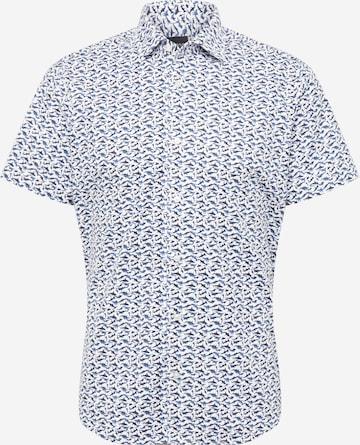 BOSS Casual Hemd 'Rash' in Weiß