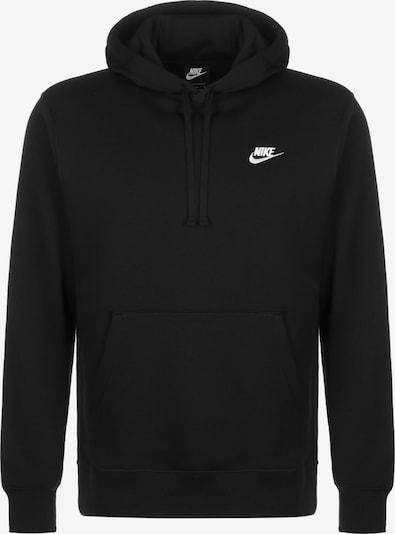 Felpa Nike Sportswear di colore nero / bianco, Visualizzazione prodotti