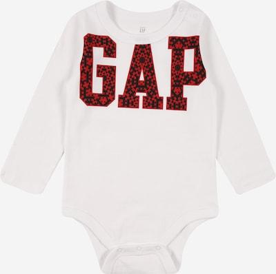 GAP Rompertje/body in de kleur Rood / Zwart / Wit, Productweergave