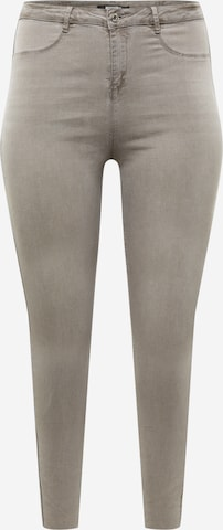 Missguided Plus Jeans in Grey