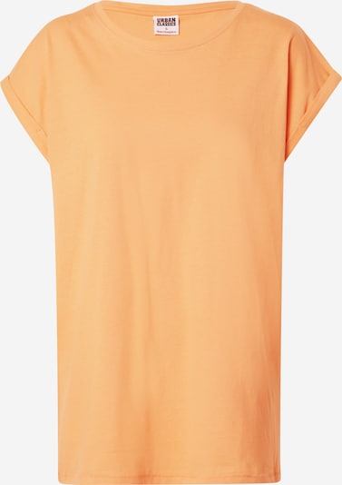 Urban Classics Curvy Shirt in orange, Produktansicht
