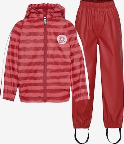 Racoon Outdoor Functioneel pak 'Addison' in de kleur Koraal / Rood, Productweergave