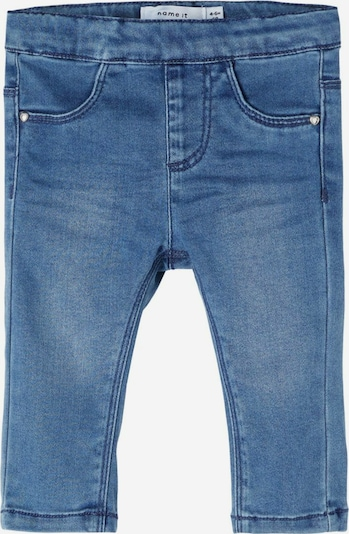 NAME IT Leggings in de kleur Blauw, Productweergave