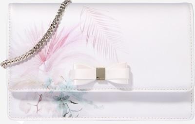 Geantă de umăr 'Serrina' Ted Baker pe crem / albastru deschis / roz deschis, Vizualizare produs