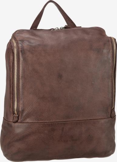Harold's Rucksack in braun, Produktansicht