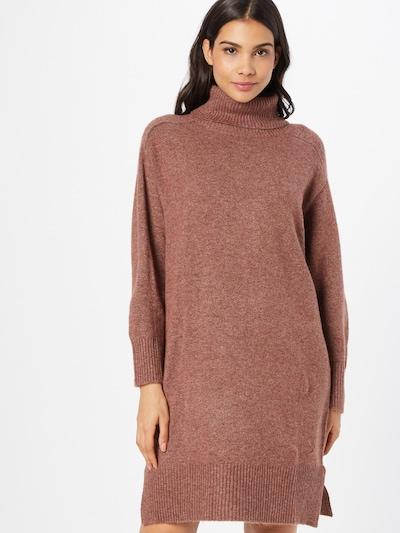 Designers Society Pletené šaty 'AHTO' - hnedá melírovaná, Model/-ka