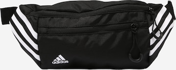 ADIDAS PERFORMANCE Athletic Fanny Pack in Black