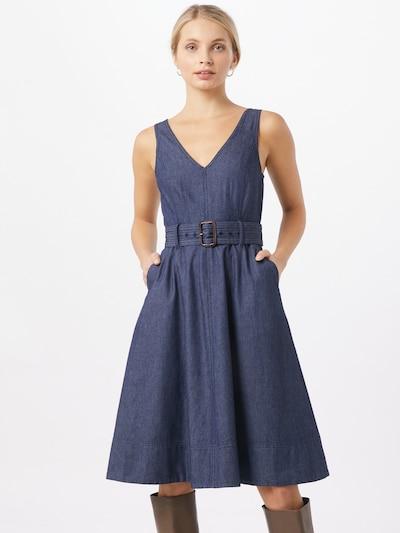 Banana Republic Kleid in blau, Modelansicht