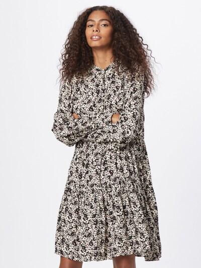 Y.A.S Kleid 'LOPA' in creme / hellgrau / pink / schwarz, Modelansicht