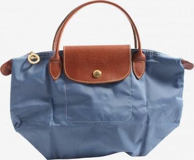Longchamp Henkeltasche in One Size in blau / braun, Produktansicht