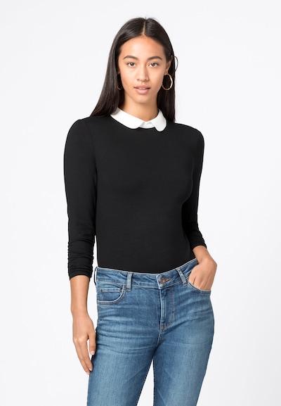 HALLHUBER Bluse in schwarz, Modelansicht