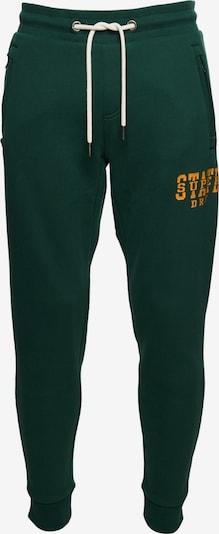 Superdry Broek in de kleur Groen, Productweergave