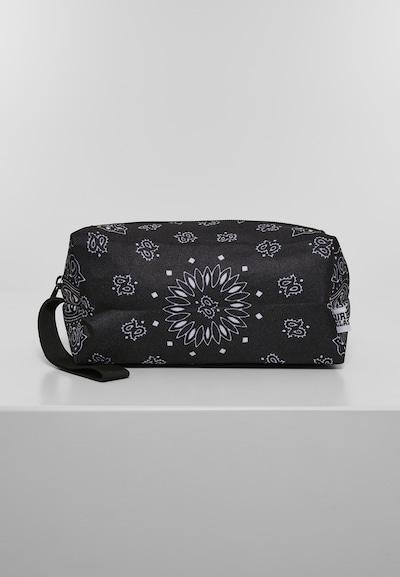 Urban Classics Tasche' Bandana Print Cosmetic Pouch ' in schwarz, Produktansicht