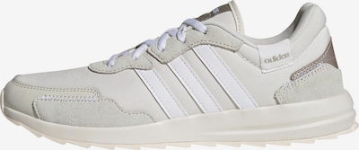 ADIDAS PERFORMANCE Sneaker 'Retrorun' in hellgrau / weiß, Produktansicht