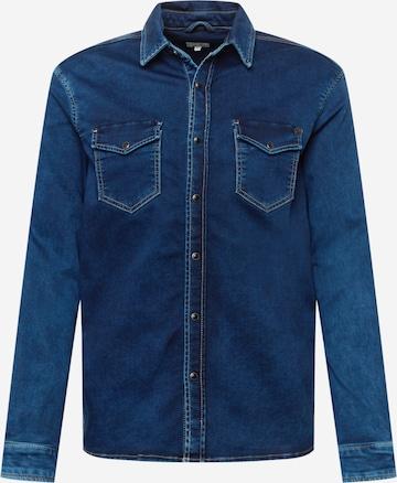 Pepe Jeans Triiksärk 'NEW JEPSON', värv sinine